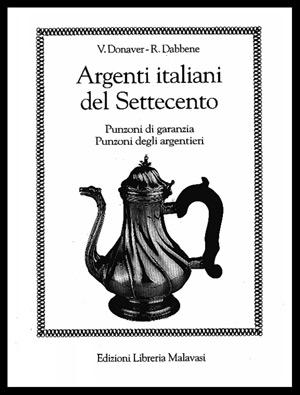 (IT) Argenti italiani del Settecento