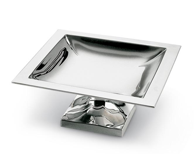 Centrotavola argento argenteria dabbene milano liste - Centrotavola argento moderno ...