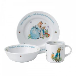 Set pappa Peter Rabbit