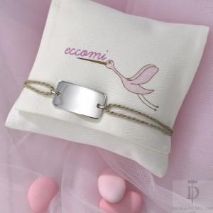 Bomboniera braccialetto