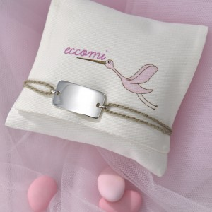 Bookmark bracelet