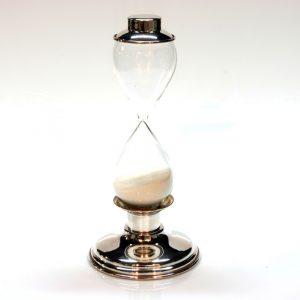Clessidra argento 15 minuti