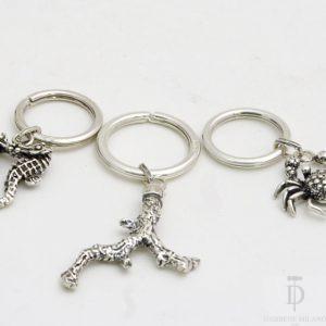 Crab, Sea Horses, coral