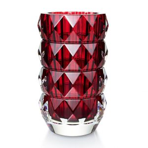 Vase Louxor Red
