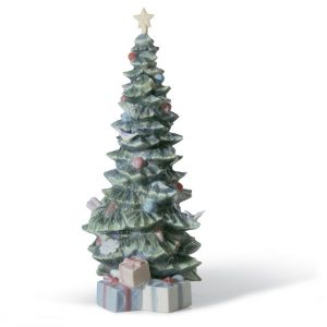 O Christmas Tree Figurine