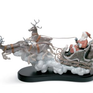Santa's Midnight Ride Sleigh
