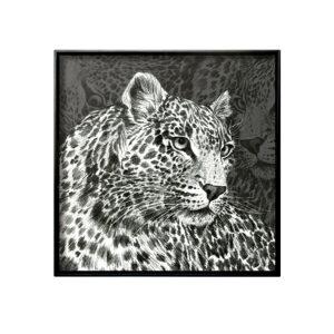 Vassoio Wild Spirit Leopardo