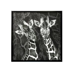Tray Wild Spirit Giraffa